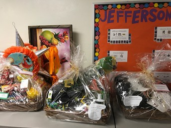 48 Beautiful Baskets for the Silent Auction