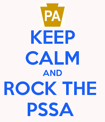 PSSA Dates