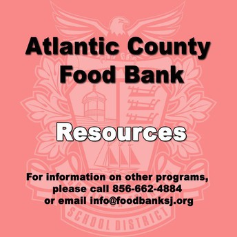 Atlantic County Food Bank Resources