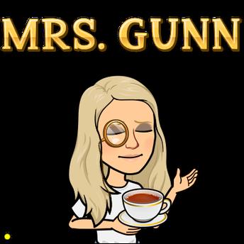 Mrs. Gunn's Contact Info