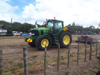 One tractor pull competition at a time.