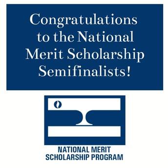 NATIONAL MERIT SCHOLAR SEMIFINALISTS
