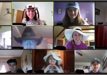 5th Grade Hat Day!