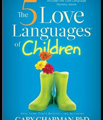 Parent Book Study:  5 Love Languages of Children