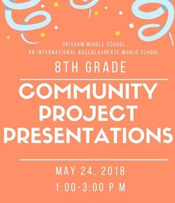 Community Project Showcase