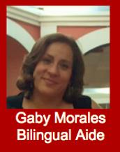 Gaby Morales- September 23rd