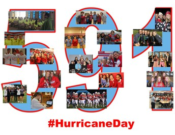Hurricane Day - Tuesday, November 20!