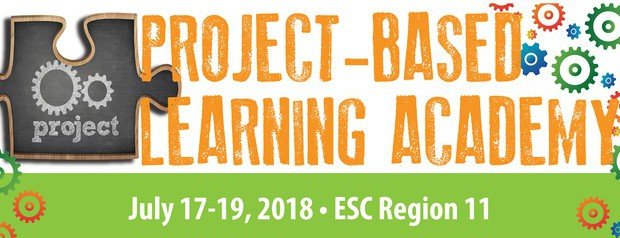 Project-Based Learning Academy - July 17-19
