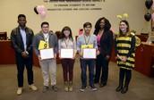 GPISD French Spelling Bee Winner