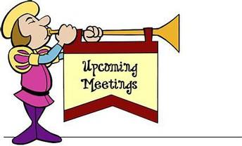 Upcoming Trainings & Meetings For Principals