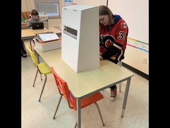 Grade 6 election