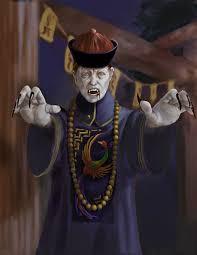 Jiangshi zombie