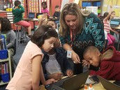 Teacher Feature: Ms. Gatewood at Hughes Road Elementary