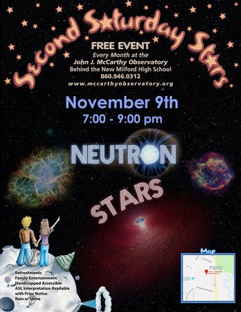 November Events at the Observatory