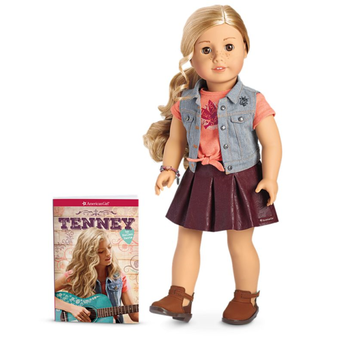 American Girl Tenney  Grant Doll