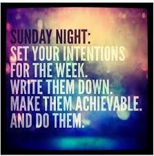 Prepare - it's all a mindset!