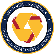 A 2017 CA Gold RIbbon School
