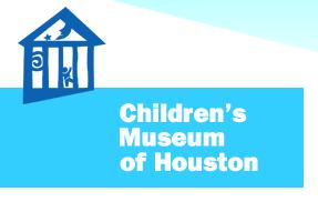 Children's Museum Family Field Trip- Thursday, February 28, 2019