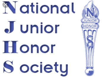 NJHS Sponsored -- June 6th Honor Roll Picnic Invitation were given to the Students on May 20th