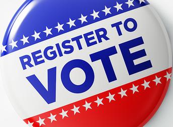 Voter registration deadline approaching