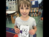 Lilliana's         Pawesome Award