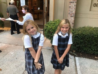 School Family Mass
