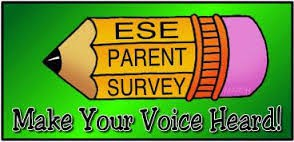 Exceptional Student Education (ESE) Parent Survey