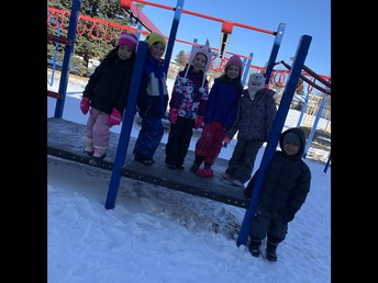 Outside fun with 1/2F!
