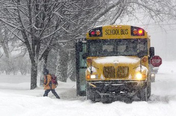Late Start & Early Release - New Winter Weather Plans