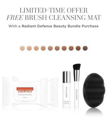 Radiant Defense Beauty Bundle with Free Gift (through 3/31)!