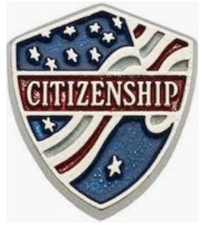 Citizenship= All Outstanding in the Social Emotional Learning section of Report card