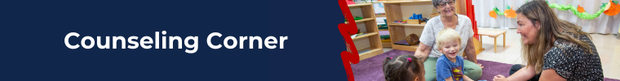 Counseling Corner banner