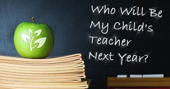 How do I find out who my child's teacher is?