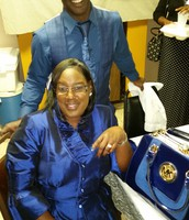 Deacon and Deaconess Hooks Decked Out (select to see entire pic)