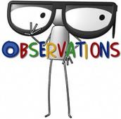 Observation PLCs on Friday, September 29