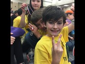 Odyssey of Mind Team Going to States