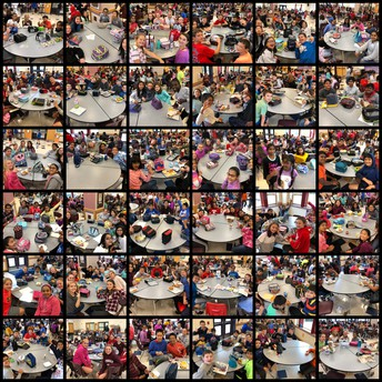 6th Grade Cafeteria!