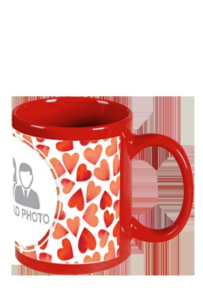 Grab a pair of photo mugs and surprise your parents.