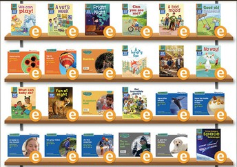 Free Phonics Books to Use Online