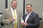 Mr. Snell & Representative Jay Dean