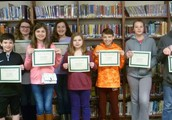 Students of the Week for 1/23 and 1/30/2017