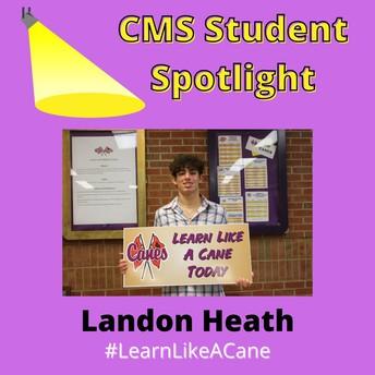 Landon Heath
