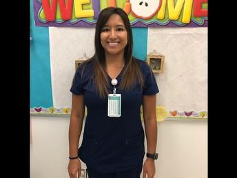 Nurse Miranda; School Nurse