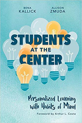 """The Greater Rochester Teacher Center Network & The Genesee Valley ASCD Presents: """"Students at the Center: Personalized Learning with Bena Kallick"""""""