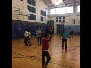 5th Grade Dodgeball
