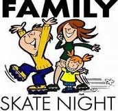 Vannoy Family Skate Night!