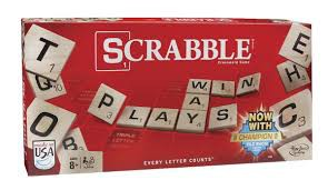 Human Scrabble