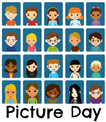 Picture Day October 12!