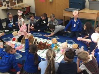 Kindergarten Bear Day