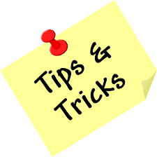 Cool Tips and Tricks